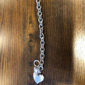used tiffany chain braclet